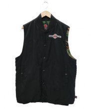 INDEPENDENT(インディペンデント)の古着「ベスト」|ブラック