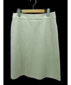 MACKINTOSH(マッキントッシュ)の古着「ブライドジャージスカート」|ベージュ