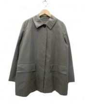 MARGARET HOWELL(マーガレットハウエル)の古着「ライナー付コート」|グレー