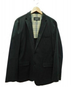 BURBERRY BLACK LABEL(バーバリーブラックレーベル)の古着「テーラードジャケット」|ブラック