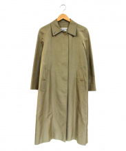 Burberrys(バーバリーズ)の古着「ステンカラーコート」|オリーブ