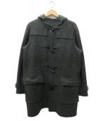 KITSUNE(キツネ)の古着「ダッフルコート」|グレー