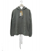 REMI RELIEF(レミレリーフ)の古着「タックカノコアウトドアパーカー」|グレー