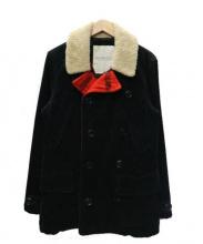 DENIM & SUPPLY RALPH LAUREN(デニム&サプライ ラルフローレン)の古着「コーデュロイジャケット」 ブラック