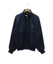 CHEMISE LACOSTE(シュミーズラコステ)の古着「ジップブルゾン」|ネイビー