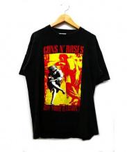 GUNS N ROSES(ガンズアンドローゼス)の古着「ヴィンテージTシャツ」|ブラック