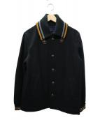 FRED PERRY(フレッドペリー)の古着「ドンキージャケット」 ブラック