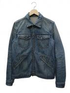 NUMBER(N)INE(ナンバーナイン)の古着「デニムジャケット」