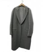 6(ROKU) BEAUTY&YOUTH(ロク ビューティアンドユース)の古着「チェスターコート」|グレー