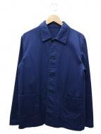 A.P.C(アーペーセー)の古着「フレンチワークジャケット」