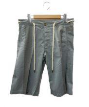LOUIS VUITTON(ルイ・ヴィトン)の古着「ショートパンツ」|ブルー