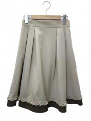 FOXEY NEWYORK(フォクシーニューヨーク)の古着「ストレッチフレアスカート」