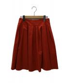 MS GRACY(エムズグレイシー)の古着「ギャザースカート」