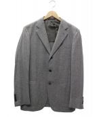 CARUSO(カルーゾ)の古着「テーラードジャケット」