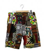 Engineered Garments(エンジニアードガーメンツ)の古着「アフリカプリントグルカショーツ」