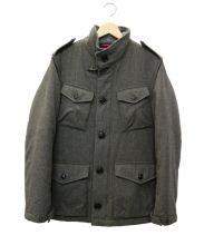 Fay(フェイ)の古着「グレンチェックM-65ジャケット」