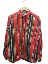 Engineered Garments(エンジニアードガーメンツ)の古着「ネルシャツ」