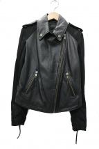 DIESEL(ディーゼル)の古着「ライダースジャケット」