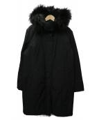 BOSCH(ボッシュ)の古着「フード付き中綿コート」