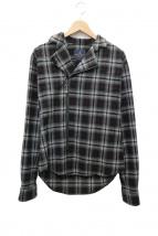 PENDLETON(ペンドルトン)の古着「ウールチェックジャケット」|グレー
