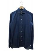 BARBA(バルバ)の古着「カッタウェイシャツ」
