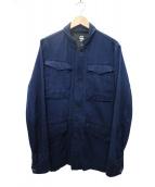 G-STAR RAW(ジースターロゥ)の古着「フィールドジャケット」|インディゴ
