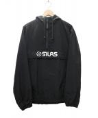 SILAS(サイラス)の古着「アノラックパーカー」