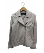 BARK TANNAGE(バークタンネイジ)の古着「ライダースジャケット」