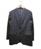 Hilton(ヒルトン)の古着「2Bジャケット」 グレー
