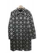 agnes b(アニエスベー)の古着「ステンカラーコート」
