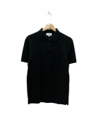 LACOSTE(ラコステ)の古着「ポロシャツ」|ブラック