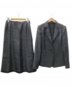ROCHAS(ロシャス)の古着「セットアップスーツ」 グレー