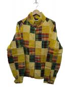 BARACUTA(バラクータ)の古着「G4スウィングトップ」|イエロー