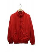 BARACUTA(バラクータ)の古着「G9ハリントンジャケット」|レッド