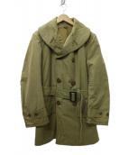 US ARMY(ユーエスアーミー)の古着「40'sジープコート」 オリーブ