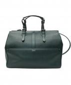 GIORGIO ARMANI(ジョルジオアルマーニ)の古着「2WAYバッグ」 グリーン