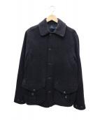 POLO RALPH LAUREN(ポロ・ラルフローレン)の古着「ハンティングジャケット」|ネイビー