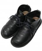 Trippen(トリッペン)の古着「チャッカブーツ」|ブラック