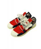 adidas(アディダス)の古着「スニーカー」|トリコロールカラー