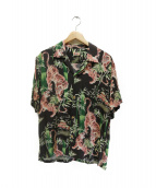 SUNSURF(サンサーフ)の古着「アロハシャツ」 ブラウン