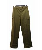 BOYSCOUTS of America(ボーイスカウトオブアメリカ)の古着「ボーイスカウトパンツ」|オリーブ