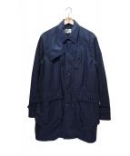 Engineered Garments(エンジニアードガーメンツ)の古着「ストームコート」 ブルー