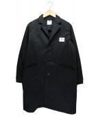 DANTON uniforme(ダントン)の古着「カバーオール」 ブラック
