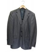 UNITED ARROWS(ユナイテッド アローズ)の古着「テーラードジャケット」 グレー