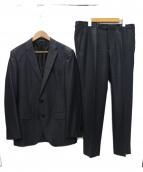 JOSEPH HOMME(ジョセフオム)の古着「2Bスーツ」 グレー