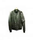 JOHN ELLIOTT(ジョンエリオット)の古着「MA-1ジャケット」|カーキ