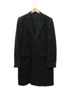 LITTLEBIG(リトルビッグ)の古着「チェスターコート」|ブラック