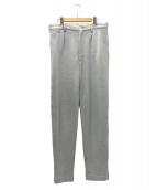 NIGEL CABOURN(ナイジェルケーボン)の古着「プリーツパンツ」|グレー