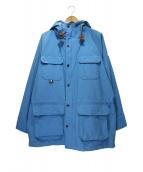 VAN(バン)の古着「マウンテンパーカー」|ブルー