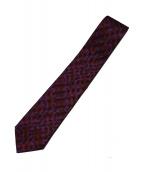 ETRO(エトロ)の古着「ネクタイ」|パープル
